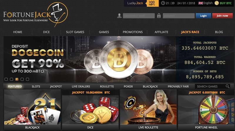 Best Dogecoin Casinos 2019 - List by Gamble io