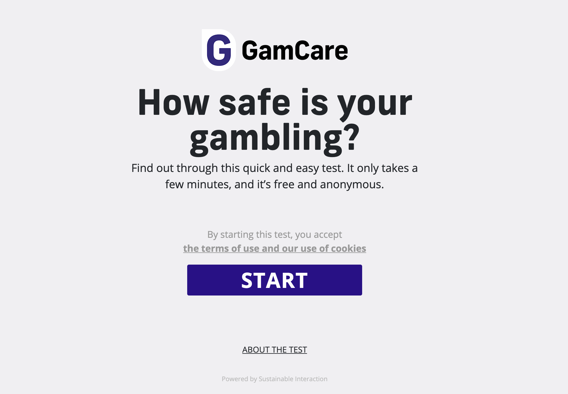 Problem gambling and how to get help